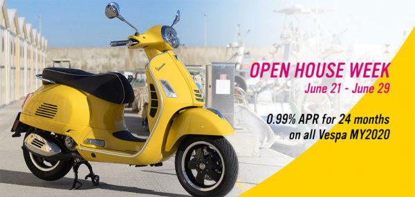 Vespa Scooters for Sale in Miami Florida USA